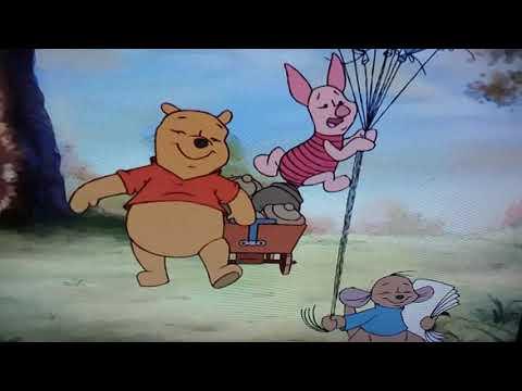 Winnie the Pooh 123 trailer vhs or dvd