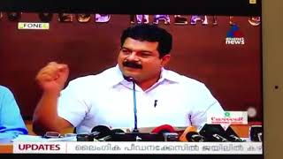 P.V. Anvar is an Indian politician and the current MLA of Nilambur, Kerala.he is extremely stupid.
