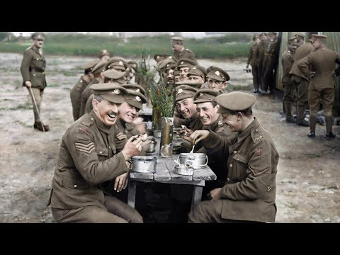 The Trailer for Peter Jackson s They Shall Not Grow