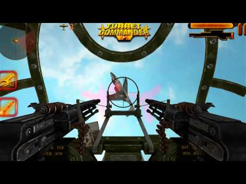 Video of Turret Commander: Aerial FPS
