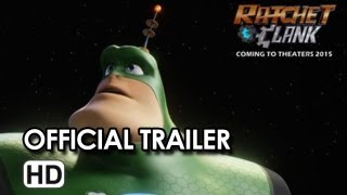 Ratchet And Clank Official Teaser #1 (2015) - Video Game Movie HD