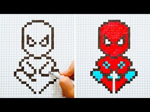 Video 20 FUN ART IDEAS TO HELP YOU KILL TIME download in MP3, 3GP, MP4, WEBM, AVI, FLV January 2017