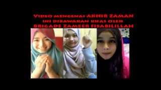 "Video Gwiyomi @ ""Gomoi Me"" Sesat Akhir Zaman (www.pendaftaranfisabilillah.wordpress.com) MP3, 3GP, MP4, WEBM, AVI, FLV November 2017"