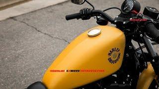 10. New 2019 Harley Davidson Iron 883 Firts Look | New Harley Davidson Iron 883 Dark Custom
