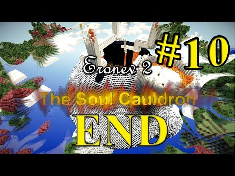 Tackle⁴⁸²⁶ Minecraft [Custom Map] - Eronev 2: The Soul Cauldron #10 [End] - Jarig ทำไม?!