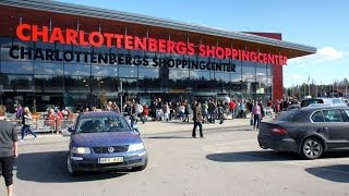Charlottenberg Sweden  city images : Charlottenbergs Shoppingcenter Hypermat border shop sweden