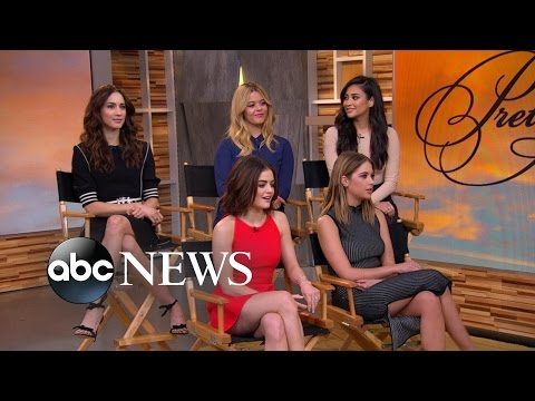'Pretty Little Liars' Cast Talks Dramatic Midseason Premiere
