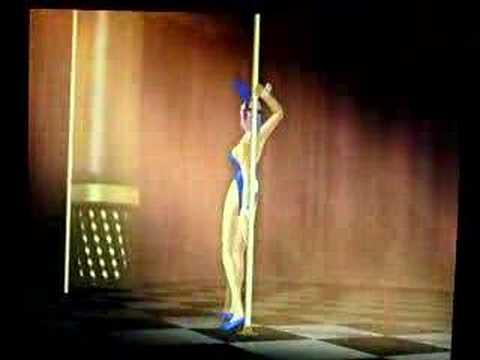 Ayane pole dancing doa