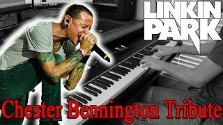 Rest in peace Chester. You have inspired us all more than you can ever imagine.