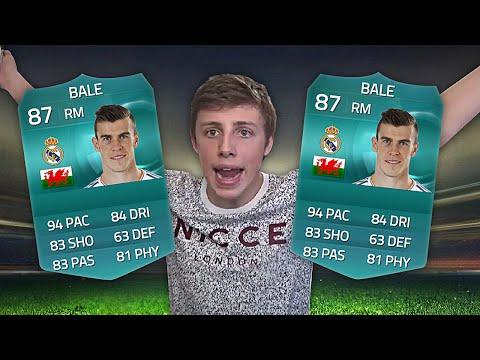FIFA 15 - EPIC BALE DOUBLE OR NOTHING