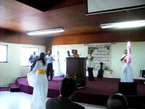 Ministerio de Danza Shajah, Recibe Toda la Gloria