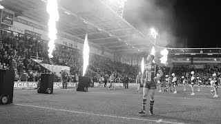 When Super League Wolves took on NRL's Brisbane Broncos at The Halliwell Jones Stadium. All the excitement of match-day wrapped up in one. What a night. What a win!