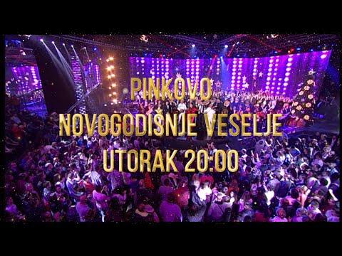 Pinkovo Novogodišnje veselje 2020 - NAJAVA