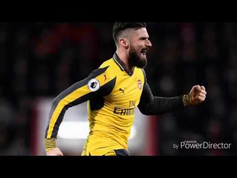 AFC Bournemouth 3 - 3 Arsenal. Full Time. Olivier Giroud caps Arsenal's fightback to earn point in B