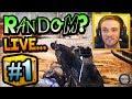 """""""OMG QUAD FEED!"""" - RANDOM Class LIVE w/ Ali-A #1! - (Call of Duty: Ghost)"""