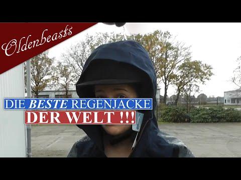 Die BESTE Regenjacke der Welt! :D