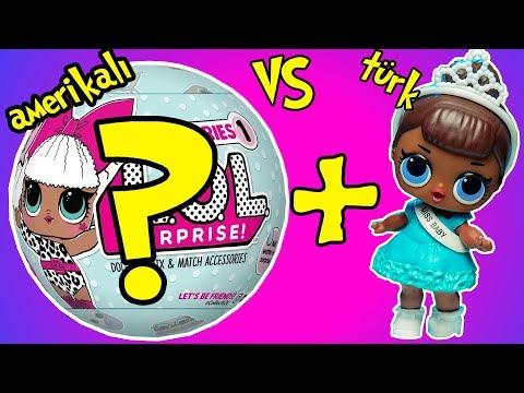 Video LOL Sürpriz Bebek Yumurta Topları Challenge!! İkizlerim Oldu!! Bidünya Oyuncak download in MP3, 3GP, MP4, WEBM, AVI, FLV January 2017