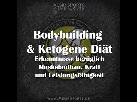 Bodybuilding & Ketogene Diät: Muskelaufbau, Kraftentwicklung & Leistungsfähigkeit