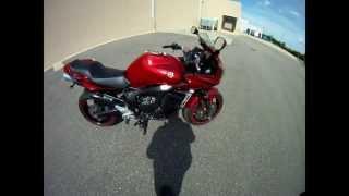 8. 2007 Yamaha FZ6 Review