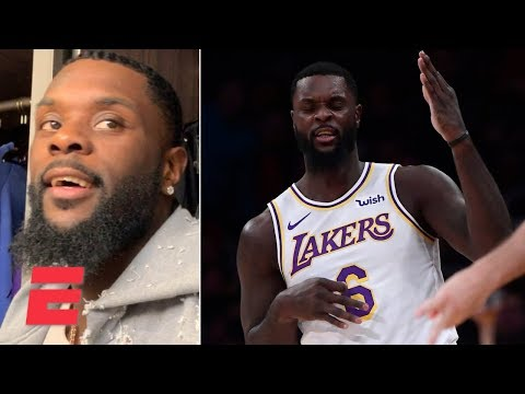 Video: Lance Stephenson says his air-guitar celebration song is