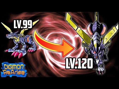 Super Awakening Guide- Limit Break past lv.99: Digimon Rearise