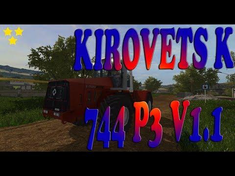 KIROVETS K-744 P3 v1.1
