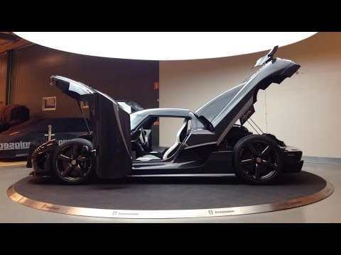 agera - Presented by Samsung Ultra HD TV: This is one of the latest Agera R to roll out from the handbuilt productionline at Koenigsegg in Ängelholm, Sweden. As a ve...