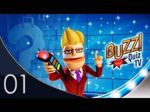 Yah Mo Play: Buzz! Quiz TV: VS Multiplayer Part 1: Nut Buzz