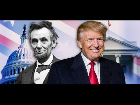 President Trump Thinks America Doesn't Know Abraham Lincoln Was a Republican