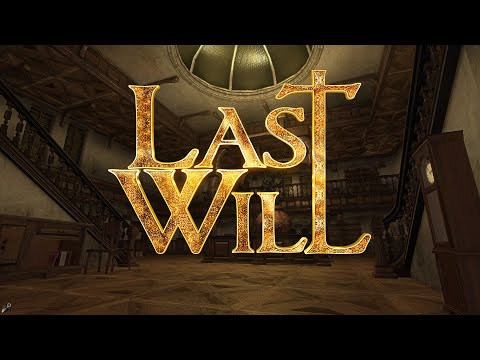 Last Will - Multiplayer Escape The Room Puzzle Game