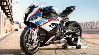 3. 2019 BMW S 1000 RR - 207 HP Supersports Bike