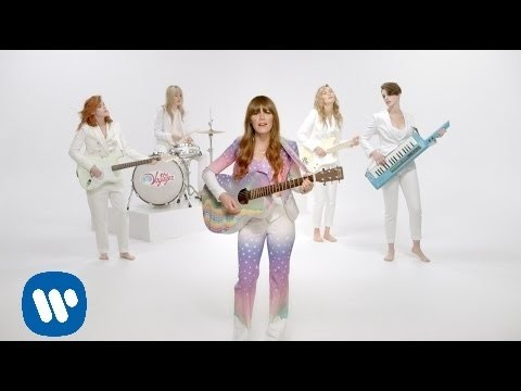 Jenny Lewis shares 'Just One of the Guys' video