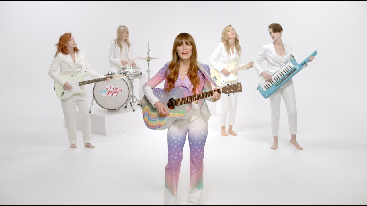 Jenny Lewis Sets Her Biological Clock to Music