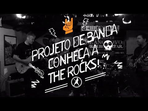 Banda The Rocks no Rock in Iraí