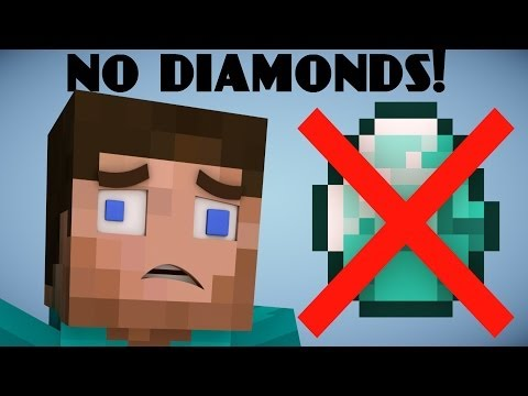 If Diamonds Got Removed From Minecraft