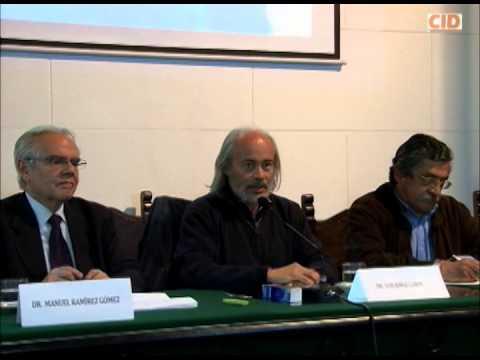 Conferencia 'La minería en Colombia', invitado especial Luis Jorge Garay .