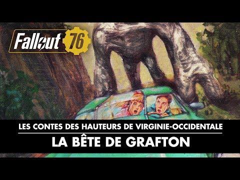 Contes des hauteurs de Virginie-Occidentale : La bête de Grafton de Fallout 76