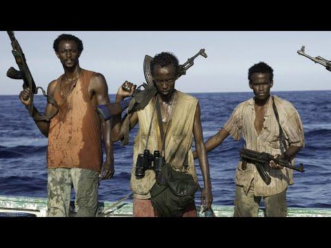 The Pirates of Somalia - Full Movie -  Evan Peters, Al Pacino, Melanie Griffith