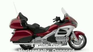 1. 2012 Honda Gold Wing Audio Comfort Navi XM - Walkaround