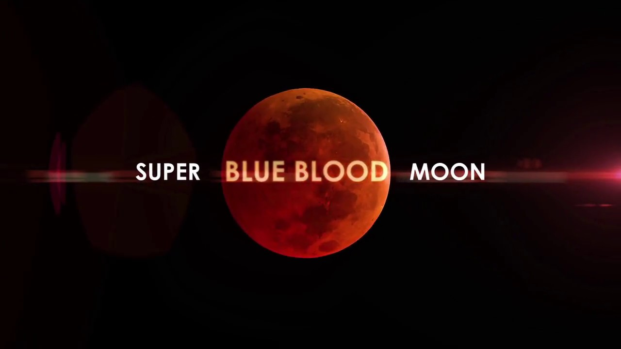The Best Time to View the Rare Super Blue Blood Moon Lunar Eclipse 2018 in Malaysia