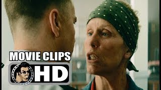 Nonton THREE BILLBOARDS OUTSIDE EBBING, MISSOURI -4 Movie Clips + Trailer (2017) Frances McDormand Movie HD Film Subtitle Indonesia Streaming Movie Download