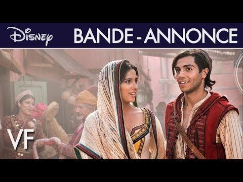 Aladdin (2019) - Bande-annonce officielle - VF