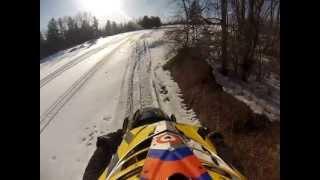8. 2004 ski doo 440/800 swap