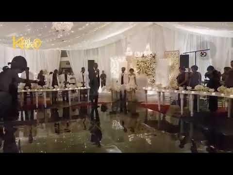 Banky W and Adesua Wedding #BAAD2017