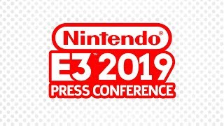 Nintendo E3 2019 Direct Press Conference and Treehouse Live