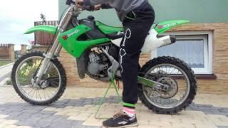 10. Kawasaki KX 85 Prezentacja