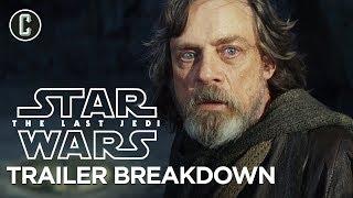 Video Star Wars: The Last Jedi Trailer 2 Breakdown MP3, 3GP, MP4, WEBM, AVI, FLV Oktober 2017