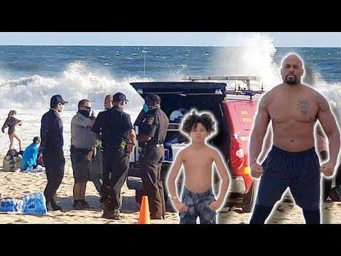 Former WWE Star Shad Gaspard Missing After Being Swept Out To Sea