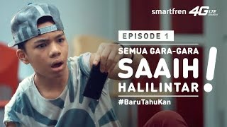 Video Semua Gara-Gara Saaih Halilintar - Ep 1 MP3, 3GP, MP4, WEBM, AVI, FLV April 2019