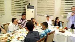 AK Parti MeclisÜyesi Engin Şen'den Engelli Şanmpiyonlara iftar
